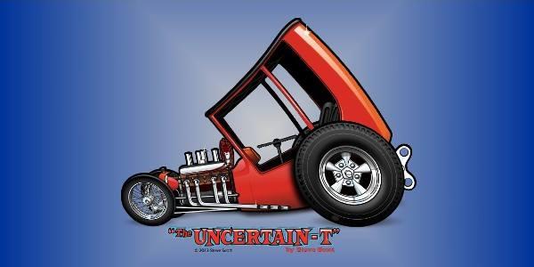 """The Uncertain-T"" 60295010"