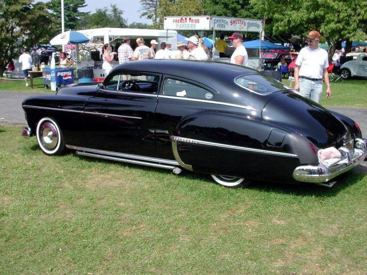 Oldsmobile 1948 - 1954 custom & mild custom - Page 5 60415410