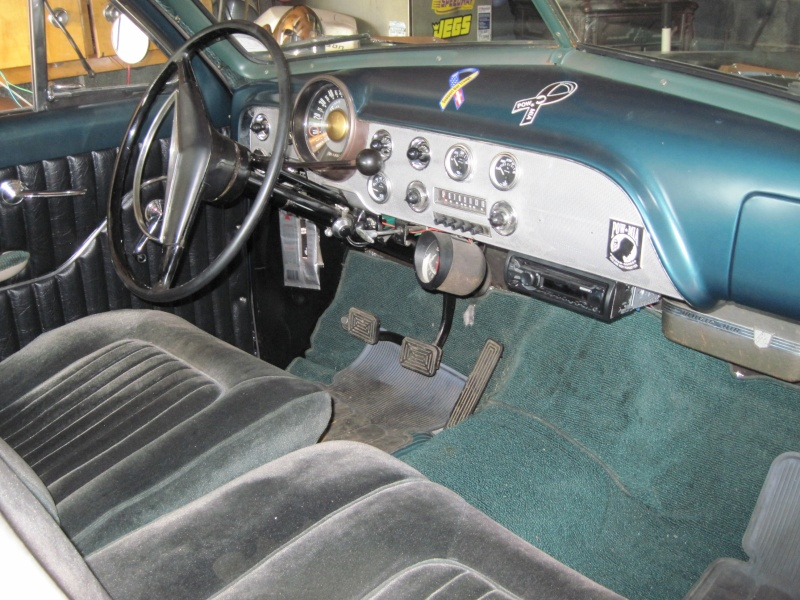 Ford 1949 - 50 - 51 (shoebox) custom & mild custom galerie - Page 15 8-14_510