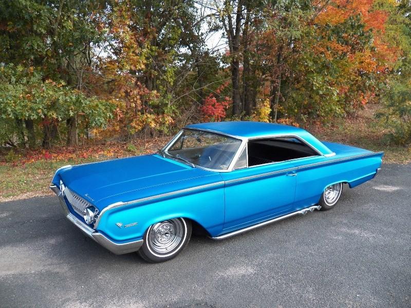 Mercury 1961 - 1964 custom & mild custom _57110