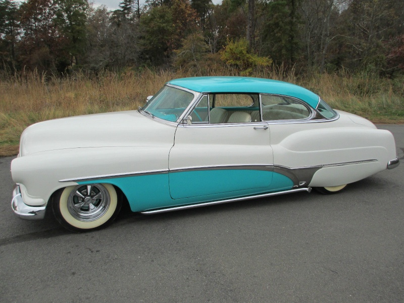 Buick 1950 -  1954 custom and mild custom galerie - Page 5 _5712