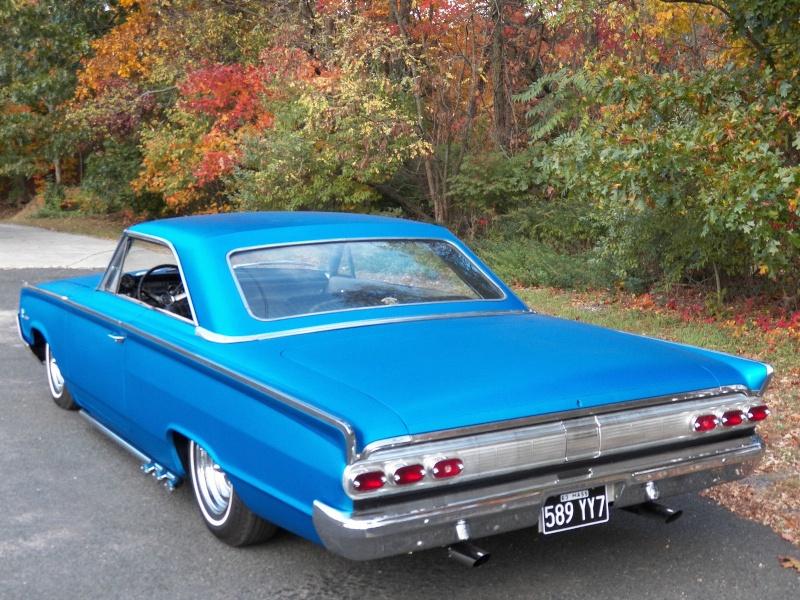 Mercury 1961 - 1964 custom & mild custom _57210
