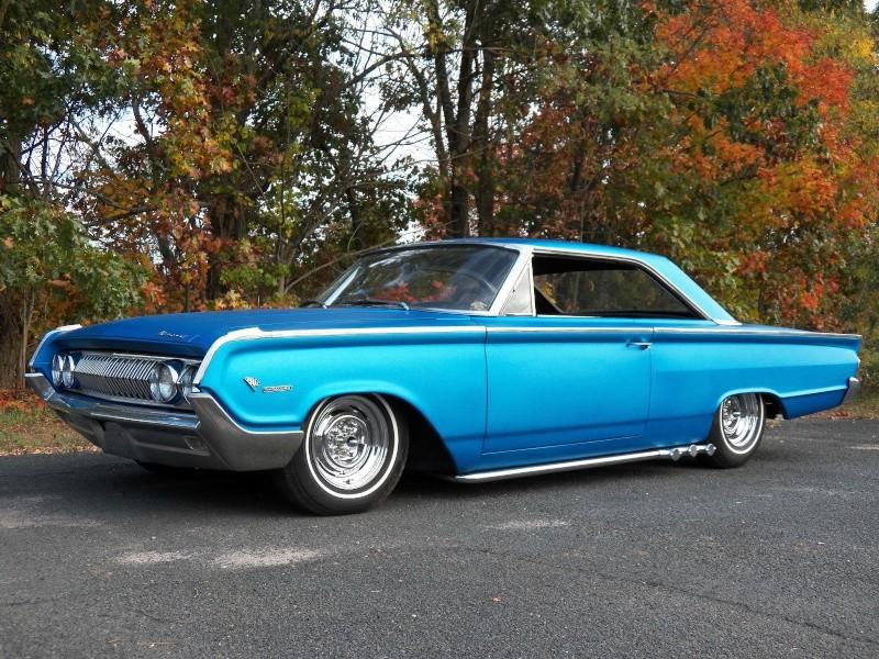 Mercury 1961 - 1964 custom & mild custom _5722