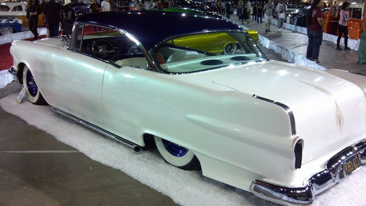 Pontiac 1955 - 1958 custom & mild custom A1700b10