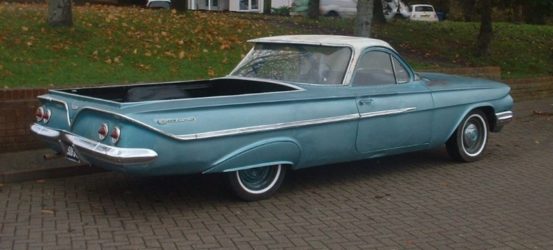 Chevrolet 1961 - 64 custom and mild custom - Page 2 Defzr10