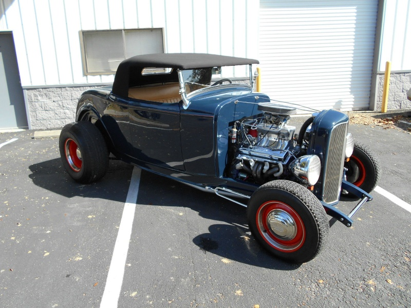 1932 Ford hot rod - Page 9 Dfs10