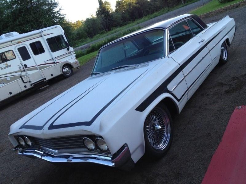 Oldsmobile 1961 - 1964 custom & mild custom Image13