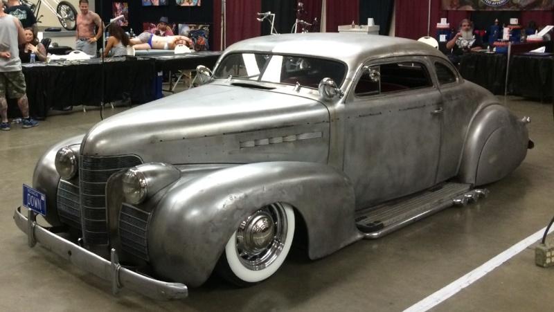 Oldsmobile 1930's - 1940's custom & mild custom Image14