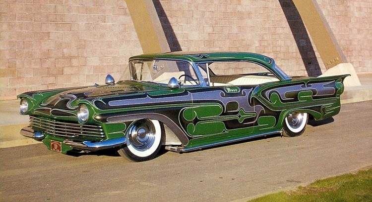 Customs & Low Riders Jerry-10