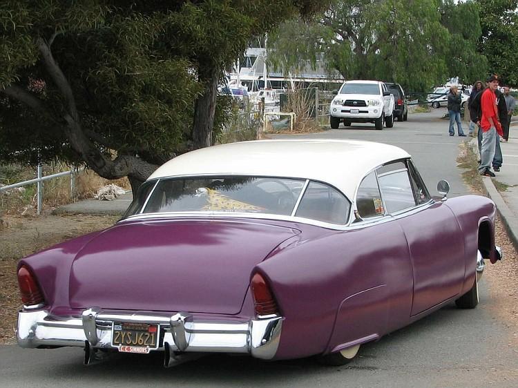 1949 Mercury Paretto Brothers Custom. Myster10