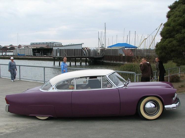 1949 Mercury Paretto Brothers Custom. Myster11