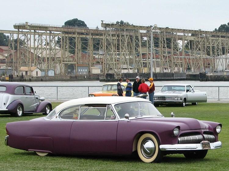 1949 Mercury Paretto Brothers Custom. Myster12