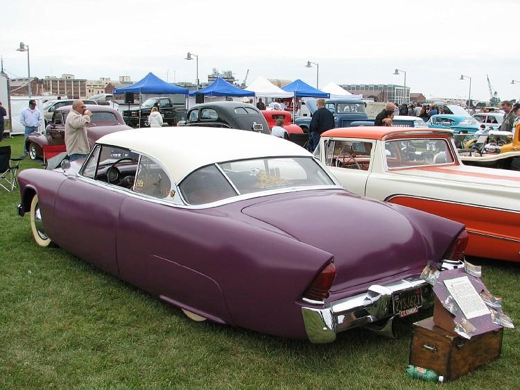 1949 Mercury Paretto Brothers Custom. Myster14