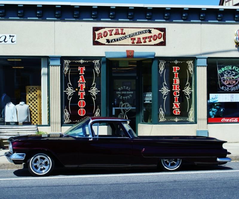 Chevy 1960 custom & mild custom - Page 4 Rt11