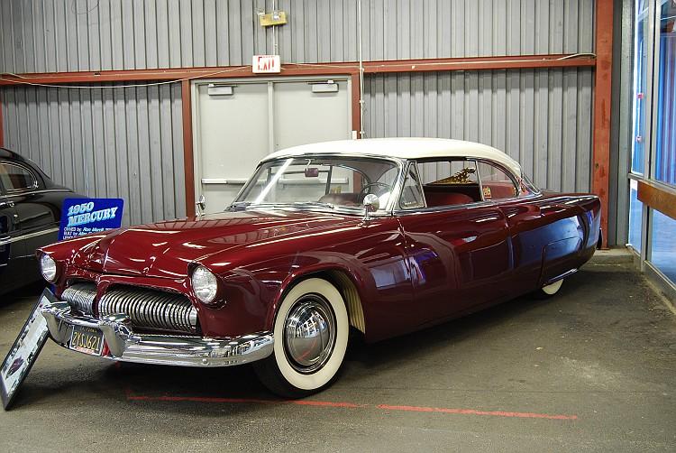 1949 Mercury Paretto Brothers Custom. Sacram10