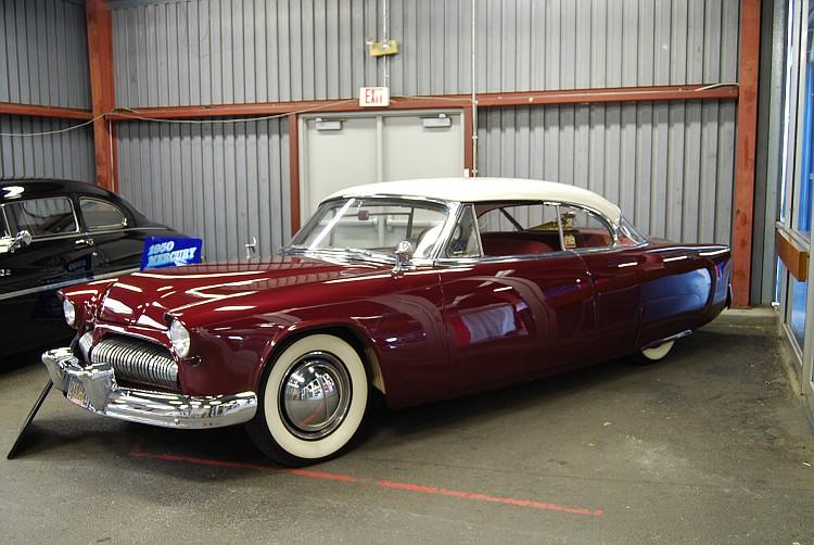 1949 Mercury Paretto Brothers Custom. Sacram11