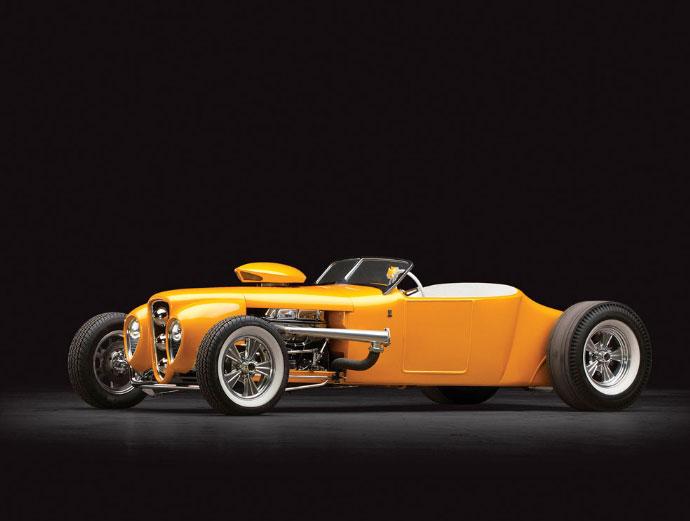 "1926 Ford Roadster Custom ""Golden Era"" by Rick Dore Sans-t11"
