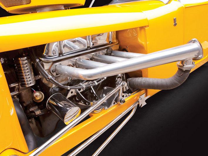 "1926 Ford Roadster Custom ""Golden Era"" by Rick Dore Sans-t13"