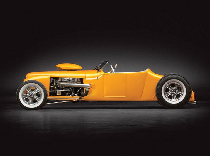 "1926 Ford Roadster Custom ""Golden Era"" by Rick Dore Sans-t15"