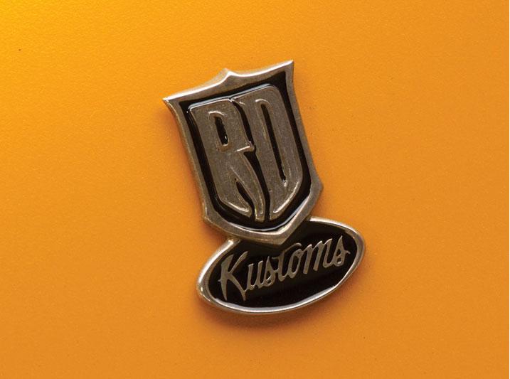 "1926 Ford Roadster Custom ""Golden Era"" by Rick Dore Sans-t16"