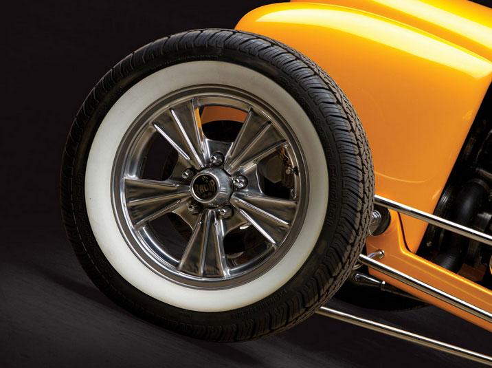 "1926 Ford Roadster Custom ""Golden Era"" by Rick Dore Sans-t19"