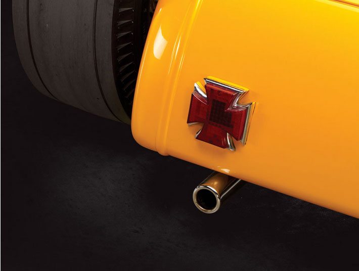 "1926 Ford Roadster Custom ""Golden Era"" by Rick Dore Sans-t21"