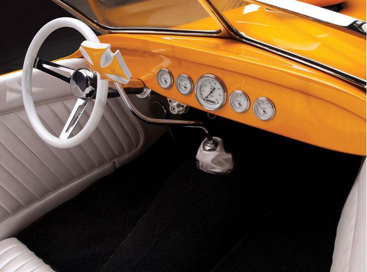 "1926 Ford Roadster Custom ""Golden Era"" by Rick Dore Sans-t22"
