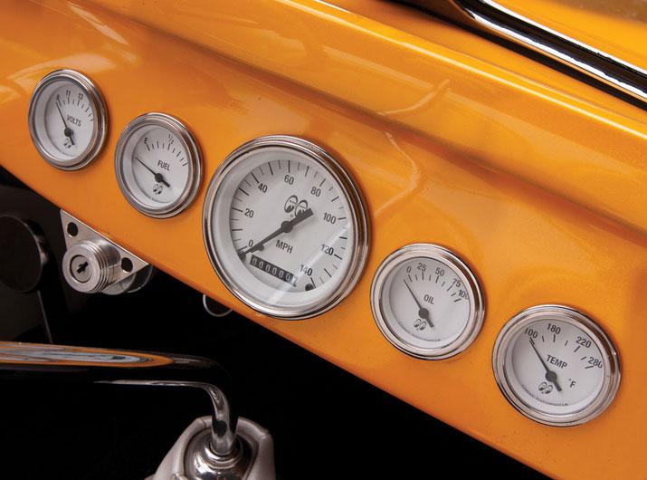 "1926 Ford Roadster Custom ""Golden Era"" by Rick Dore Sans-t23"