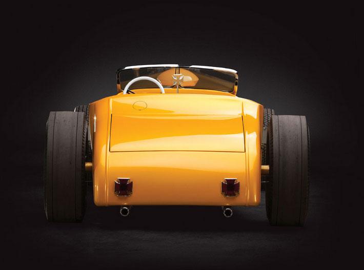 "1926 Ford Roadster Custom ""Golden Era"" by Rick Dore Sans-t26"