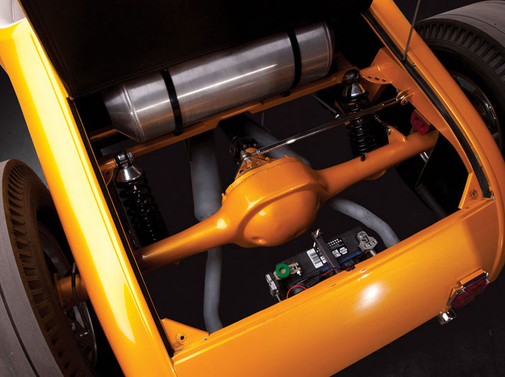 "1926 Ford Roadster Custom ""Golden Era"" by Rick Dore Sans-t28"