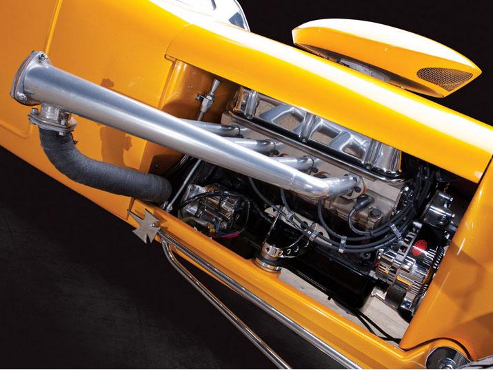 "1926 Ford Roadster Custom ""Golden Era"" by Rick Dore Sans-t29"