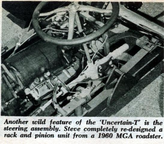 """The Uncertain-T"" Unct610"