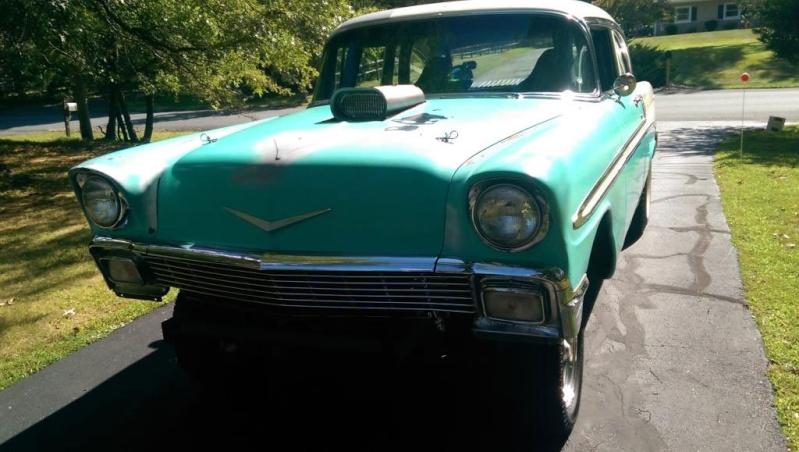 1956 Chevy Gasser Zn94eh10