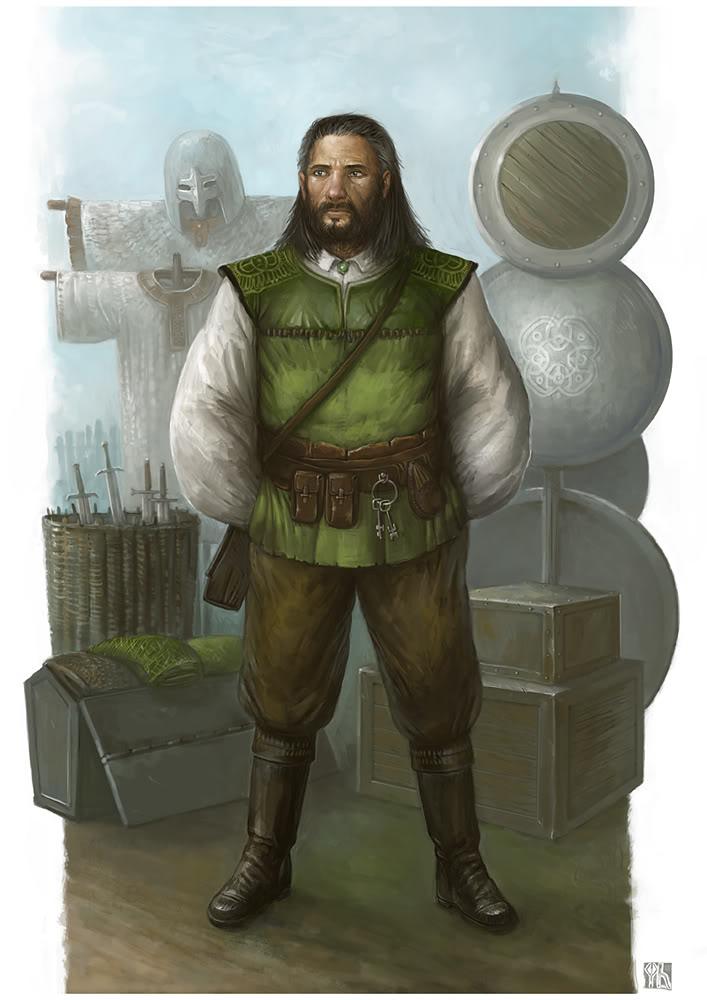 Forte Alastor, na divisa com Gauntlgrym Chow-010