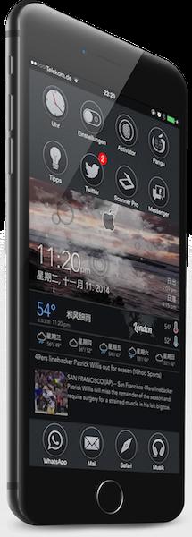 Core Beta 1 et beta suivantes iPhone 5, 5C, 5S, 6 et 6+ 2mjvht10
