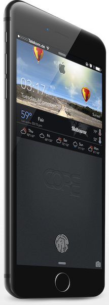 Core Beta 1 et beta suivantes iPhone 5, 5C, 5S, 6 et 6+ Tzhu4410