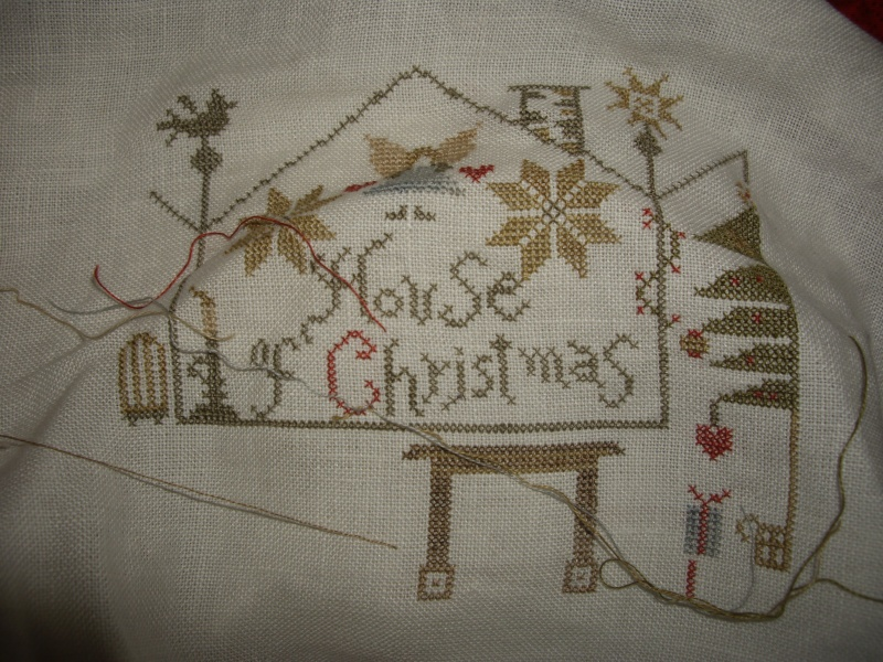 House of Christmas de nikyscreations début 1/11 - Page 5 Imgp3810