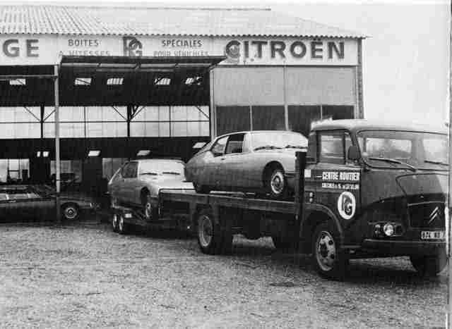 Des Cartes postales d'utilitaires Citroën 02 2av87-10