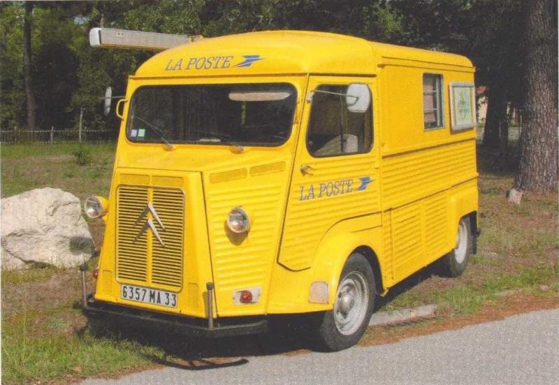 Des Cartes postales d'utilitaires Citroën 02 Ancien11