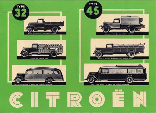 """Brochure publicitaire 500-850-1200 kgs type """"32"""" et """"45"""" S1412019"""