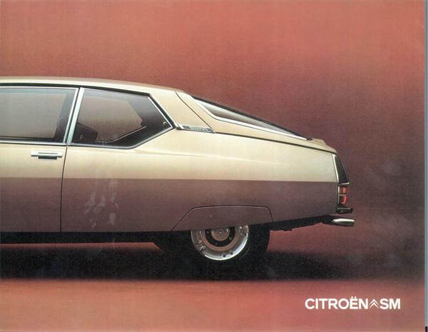 Brochure publicitaire SM 1972 Sm_19715