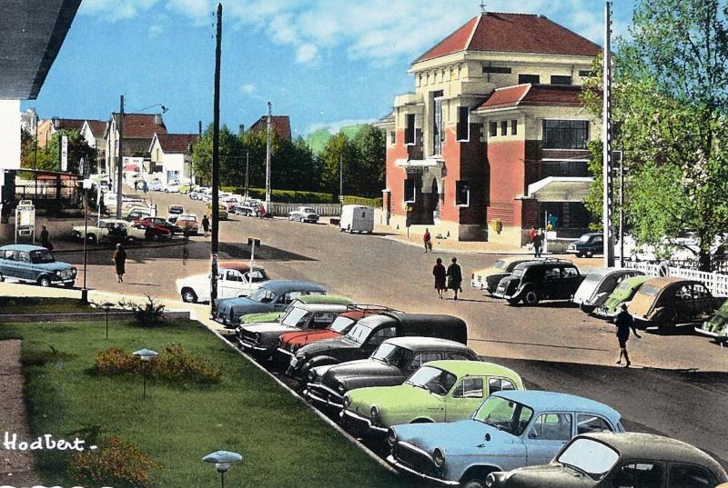 Des Cartes postales d'utilitaires Citroën 01 Vvipp410
