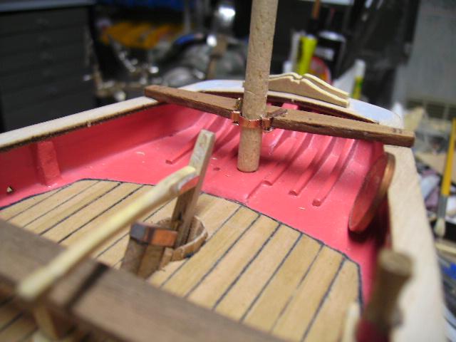 """BISQUINE sur la base """"La Cancalaise"""" Billing Boats 1/40°  - Page 2 Bild0037"""