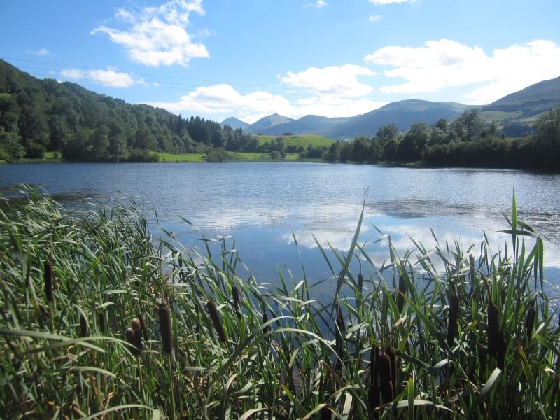 Pic du Christ / lac des Cascades (Cheylade) Fabien47