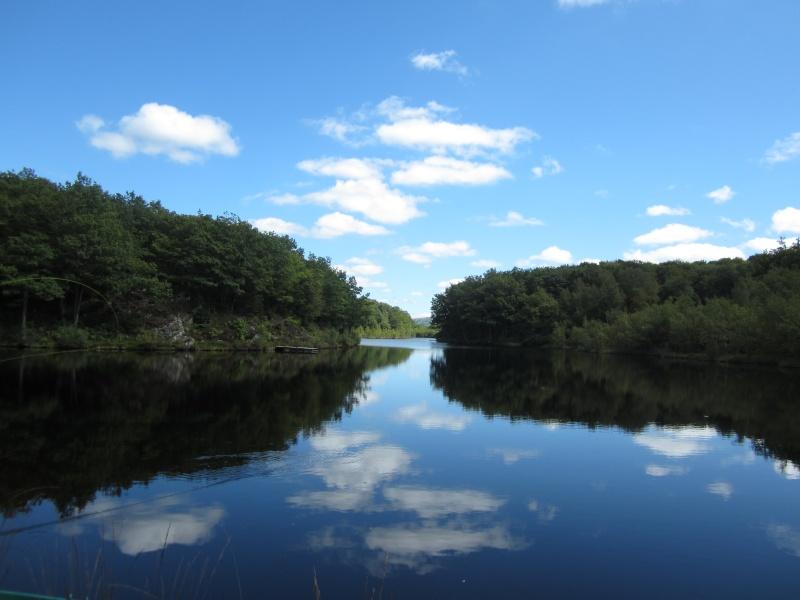 Lac de Roussillou (Riom-ès-Montagnes) - Page 2 Fabien88