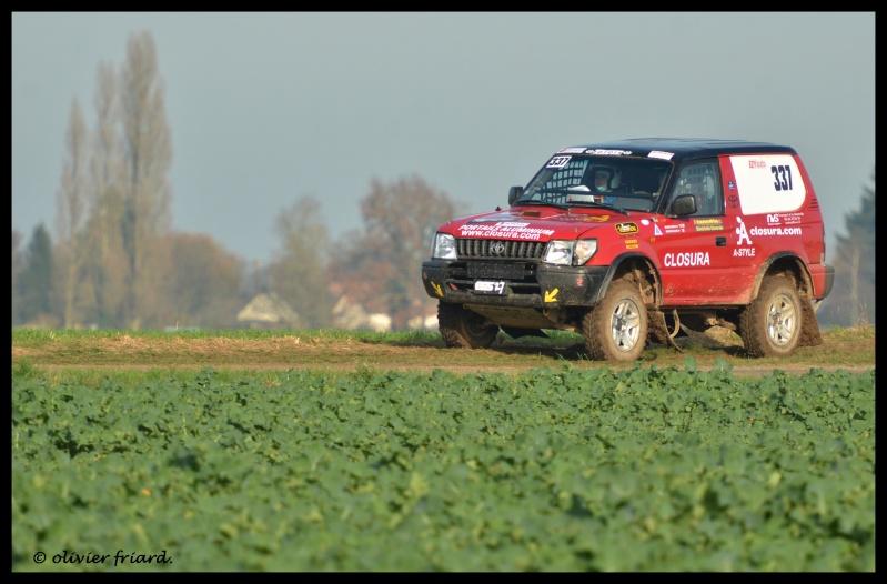 Recherche photos ou vidéos du 337 (Toyota Rouge) Triag134