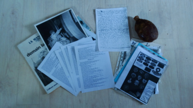 Témoignage manuscrit d'un vétéran d'Omaha Beach Dsc05218