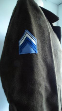 Manteau croisé à grenade double écusson Dsc05226