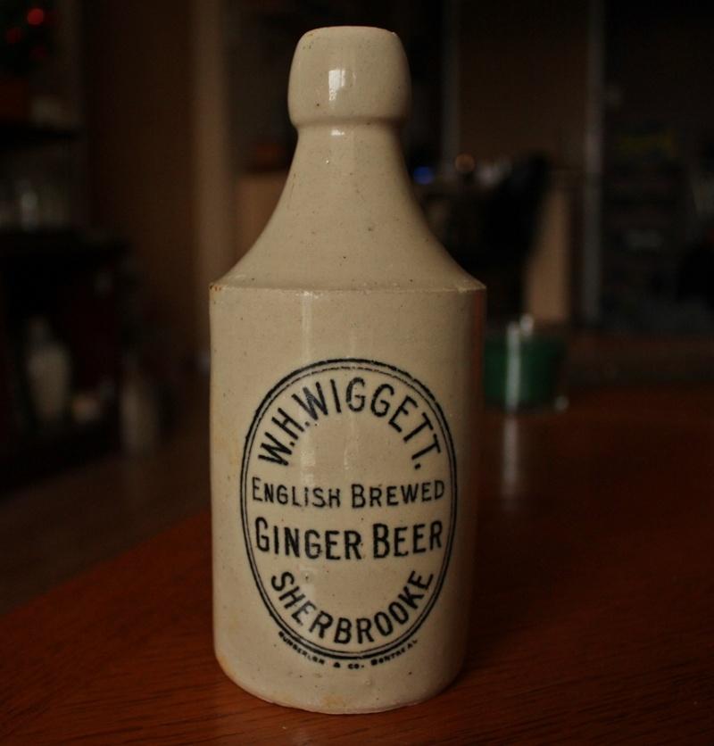 comment faire partir des taches sur les ginger beer. Wigget13