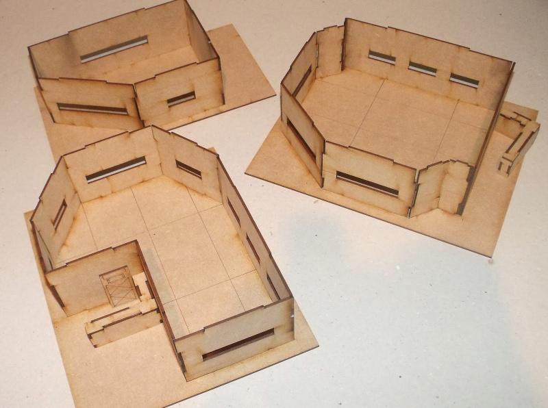 Poilu's neues Projekt Bunker11